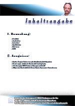 Web-Complett - Bewerbung Musik